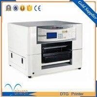 Новая технология футболка печатная машина швейная Принтеры для продажи