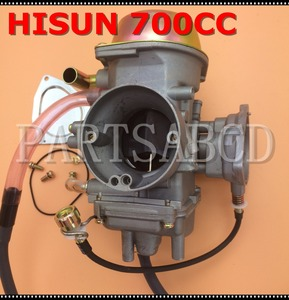 Image 5 - PARTSABCD Hisun 700CC ATV QUAD montaje de carburador HISUN piezas de ATV 16100 F39 0001