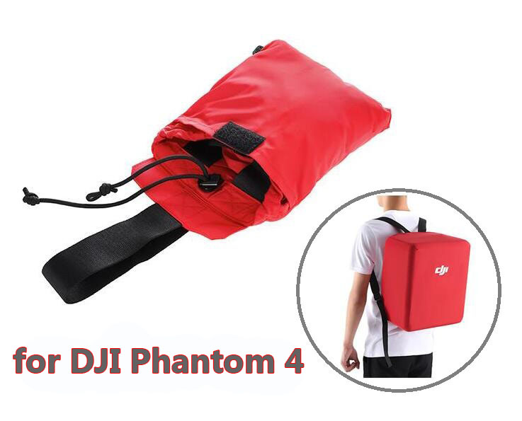 Free Shipping DJI Phantom 4 FPV RC Drone Suitcase storage bag Portable shoulders backpack spare parts