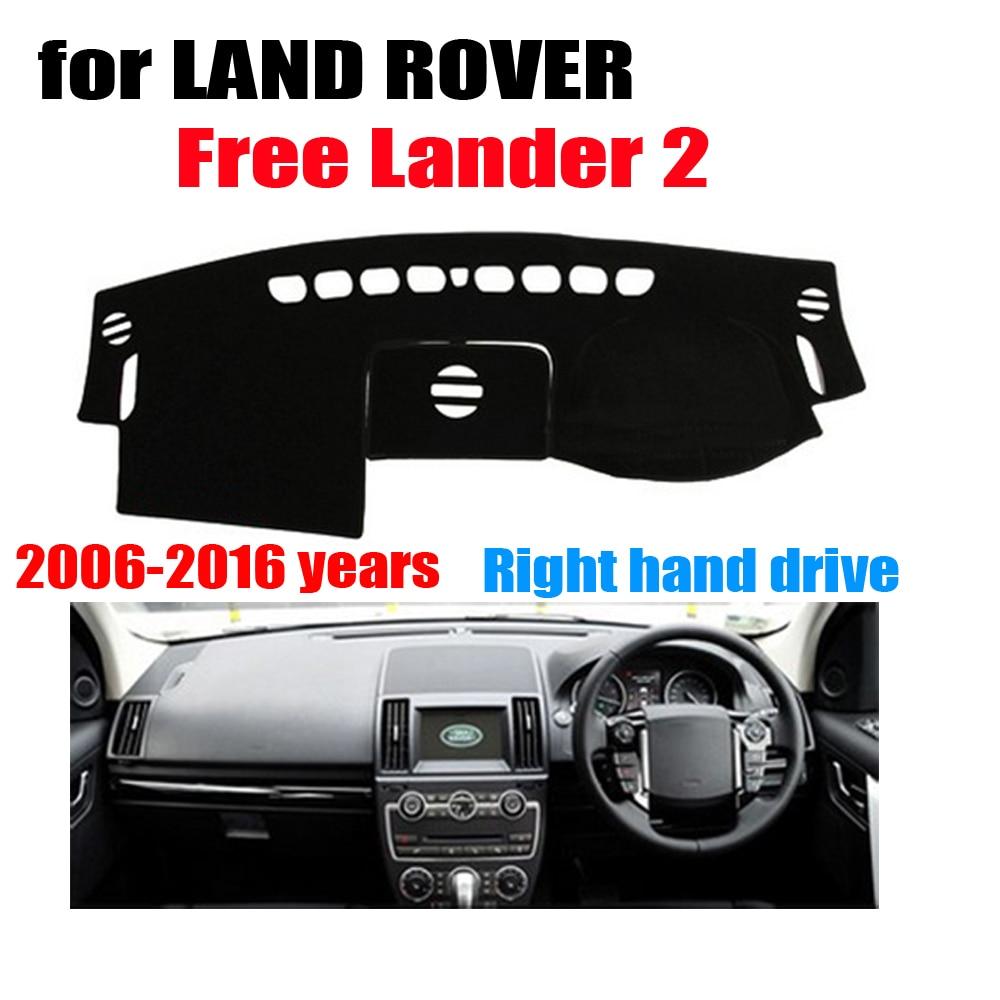 FUWAYDA font b Car b font dashboard covers mat for LAND ROVER Free Lander 2 2006