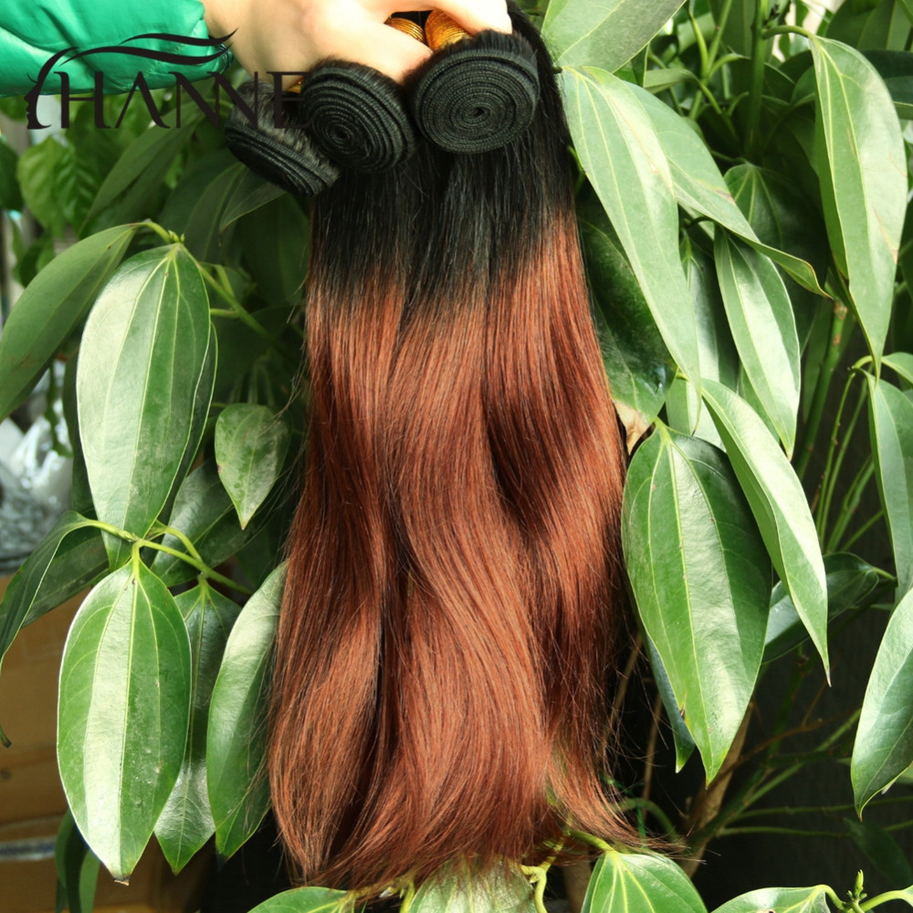 ombre brown human hair04