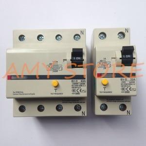 Image 2 - Автоматический выключатель остаточного тока 6A 16A 20A 25A 32A 40A 63A BV D 4P