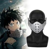 Anime Cos My Hero Academia Midoriya Izuku Mask Cosplay Unisex Halloween Masks Steampunk Beak Midoriya Izuku Mask