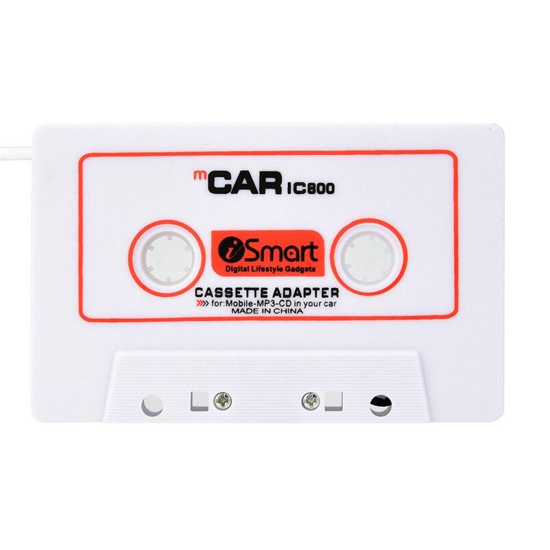 Для автомобиля Автомобиль ic800 кассеты кассета Клейкие ленты 3.5 мм AUX аудио адаптер д ...
