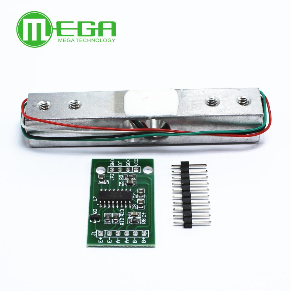 Digital Load Cell Weight Sensor 10KG Portable Electronic Kitchen Scale HX711 Weighing Bit A/D Pressure Module Board For Arduino