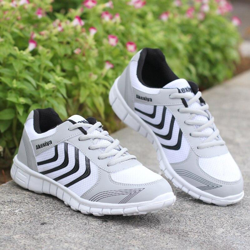 TOURSH Running Shoes For Men Black Sport Shoes Men Krasovki Sneakers Men 2018 Sneakers Women Breathable Super Light Athletic