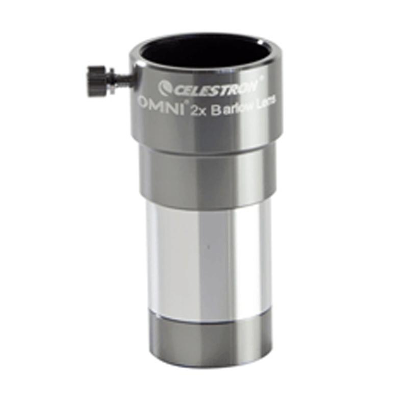 Prix pour Celestron omni série 2x par grossissement oculaire professionnel télescope barlow pièces Astronomique oculaire