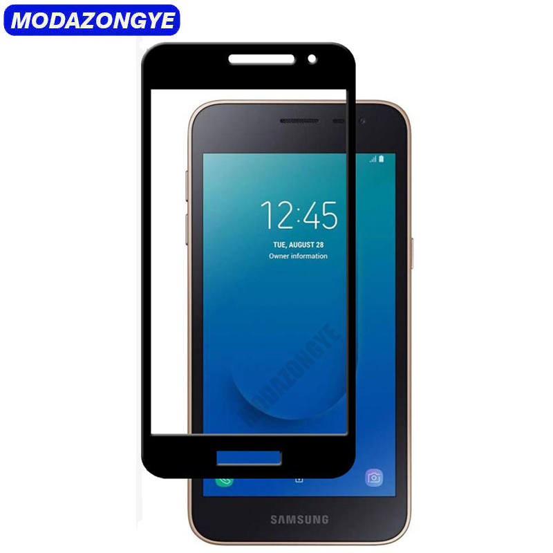 5D Tempered Glass For Samsung Galaxy J2 Core J260 Full Coverage