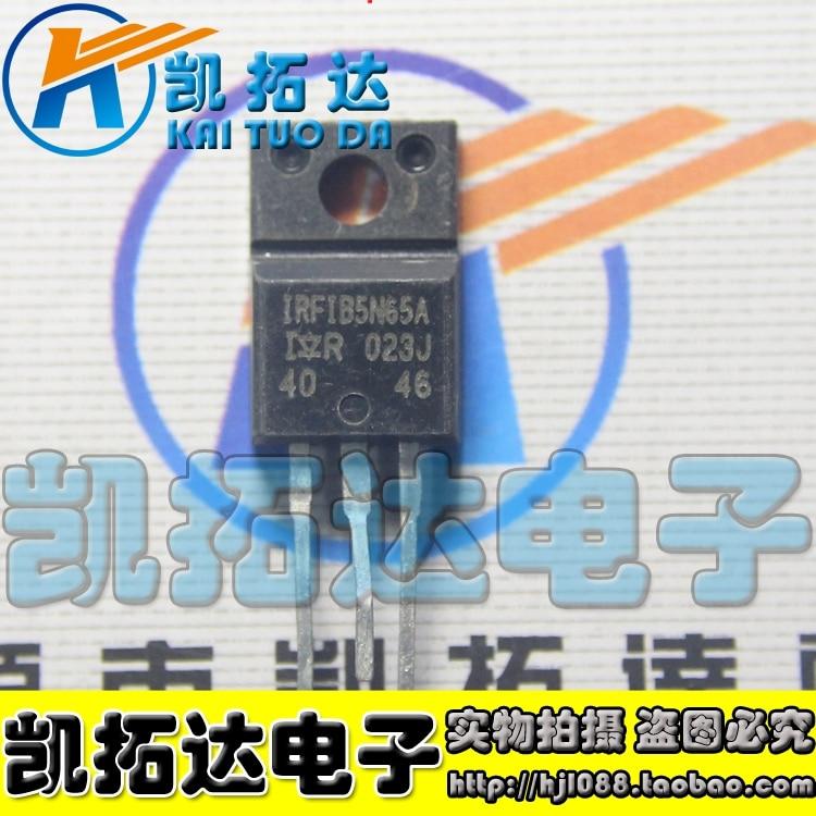 Si Tai SH IRFIB5N65A integrated circuit