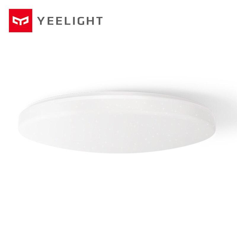 Mijia Yeelight Ceiling Light Pro 450 480 650mm Remote APP WIFI Bluetooth Control Smart LED Color Mijia Yeelight Ceiling Light Pro 450/480/650mm Remote APP WIFI Bluetooth Control Smart LED Color IP60 Dustproof Ceiling Lamp