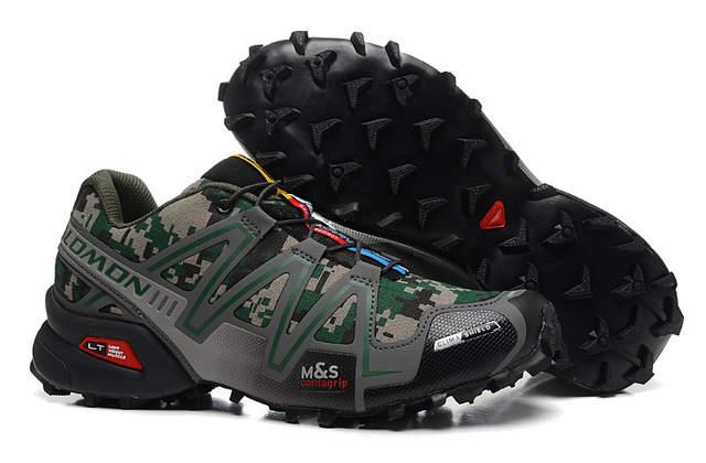 Salomon Speed Cross 3 CS Men's Outdoor shoes climbing Hiking