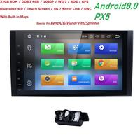 Android 8,0 OCTA core 4G Оперативная память dvd плеер автомобиля для Benz Sprinter W169 W245 W906 Viano Vito W639 B200 видеорегистратор связь с зеркалом Камера RDS BT