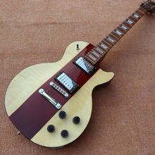 2017 new style high quality custom electric guitar, maple top, rosewood fingerboard 1959 R9 electric guitar, free shipping