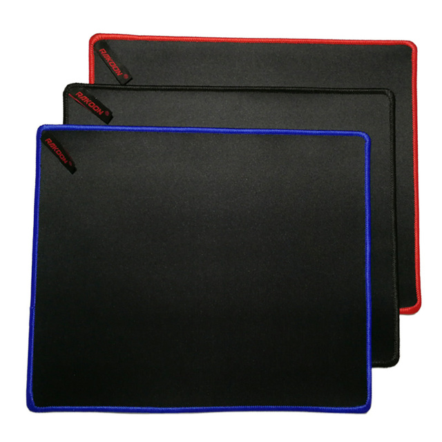 Large Gaming Mouse Pad Locking Edge Keyboard