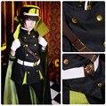 Серафим конца Yuichiro Hyakuya форма плащ пальто куртка наряд для мужчин аниме хэллоуин косплей костюм