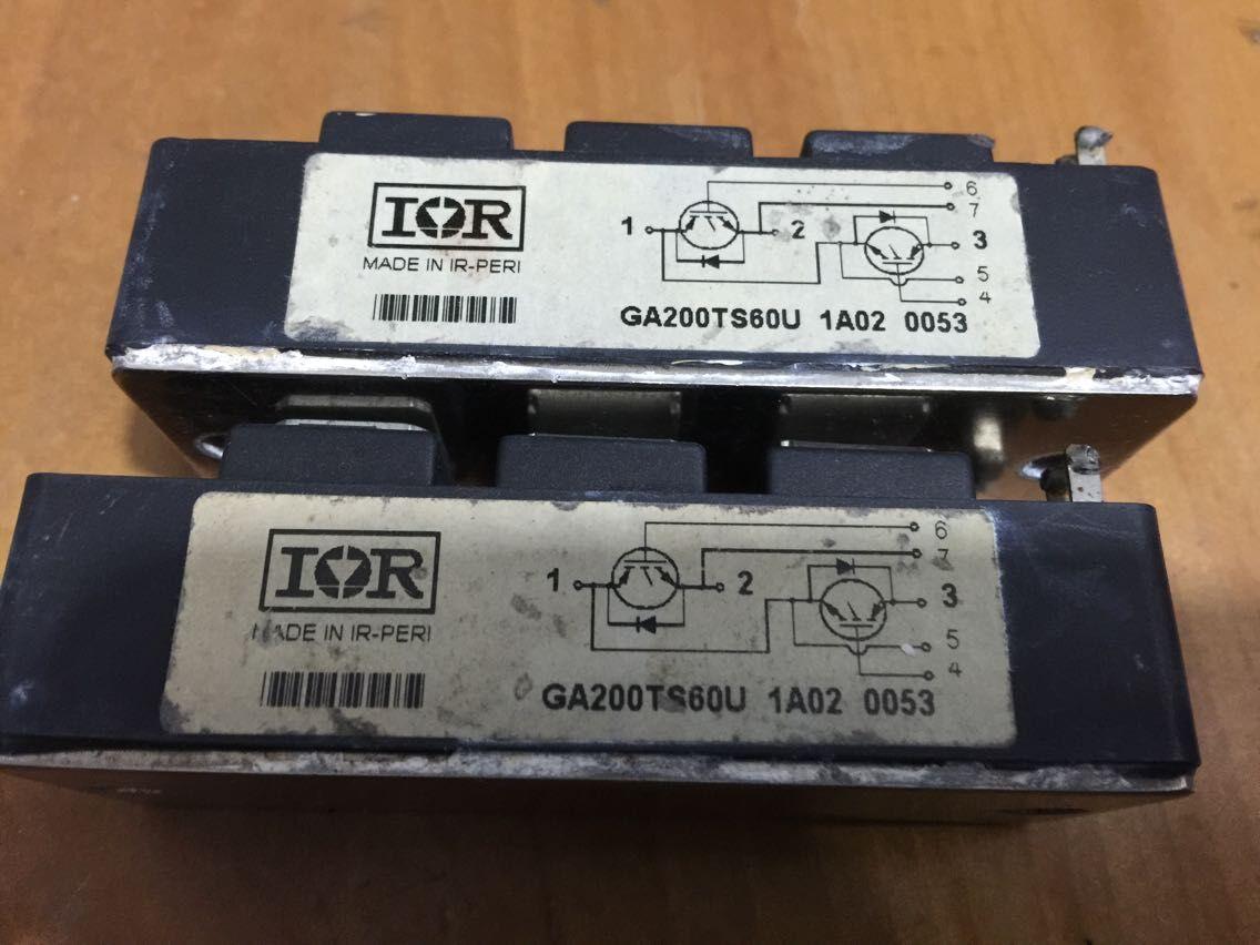 Imported IGBT module GA200TS60U GA150TS60UX GA100TS60U 100% 200A600V