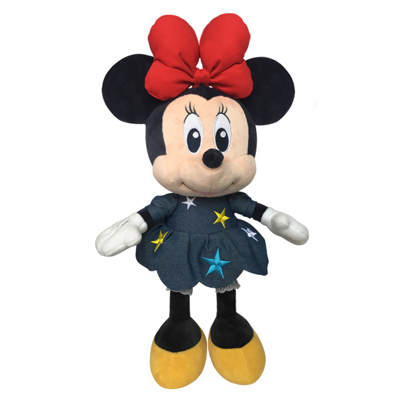 394a82c47e3 Disney mickey Minnie mouse 38 centimeter stuffed toy stuffed toy girl  stuffed toy cartoon Mickey Mouse Christmas gift SZZ041-in Movies & TV from  Toys ...