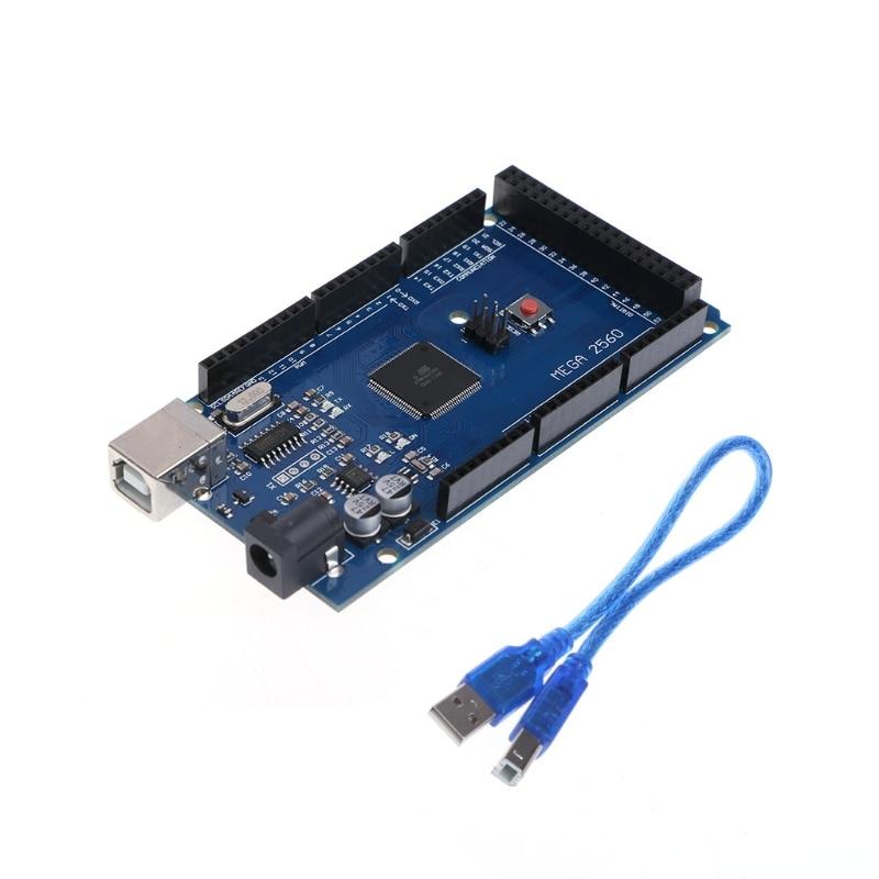 3d Printer Parts e Accessories controlador + lcd 12864 + Input Voltage (limits) : 6-20v
