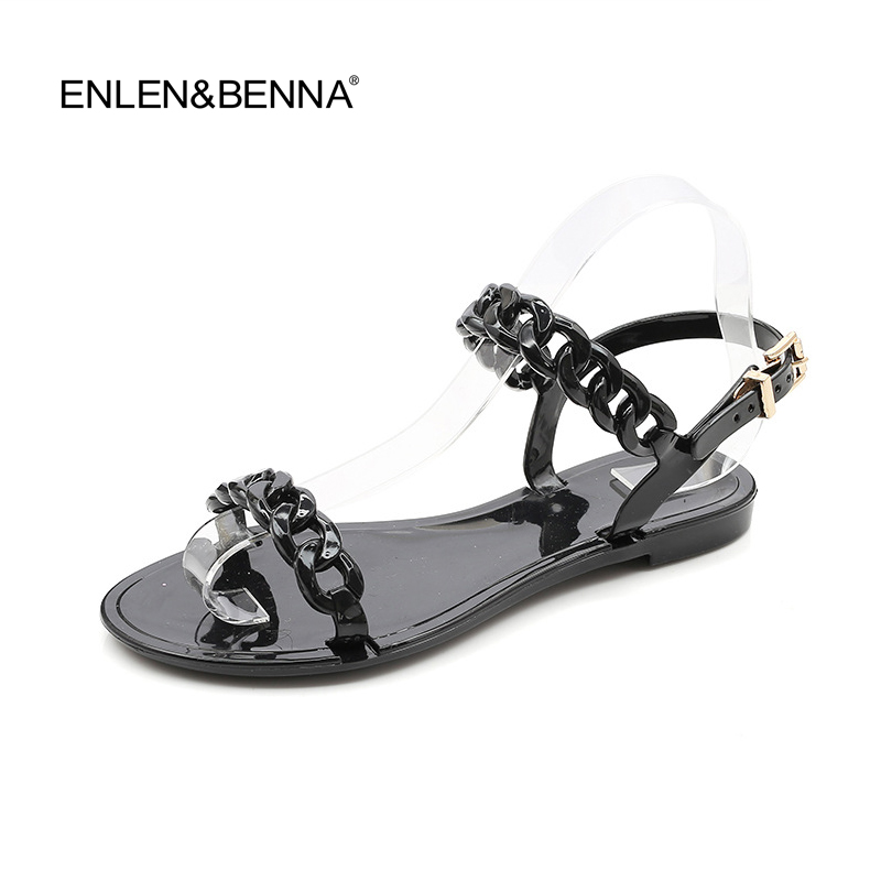2017 New Sweet Weave Women's Sandals for Sale Bohemia Style Summer Beach Flat Shoes Jelly Knitted Leisure Shoes Woman Sandals ulrica 2017 summer new arrival bohemia sweet beaded sandals clip toe sandals beach shoes footwear shoes for women zapatos mujer