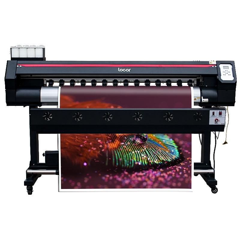 160cm Good Cheap Eco Solvent Canvas Printer Inkjet Flex Banner Plotter XP600 Outdoor Vinyl Sticker Big Printing Machine for Sale
