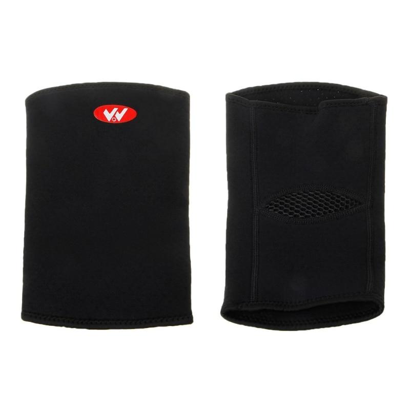 Professional Kneepad Pad Protector For Running Badminton font b Football b font Knee Pad font b