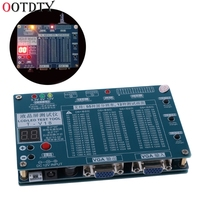 OOTDTY 2008 Fashion Laptop TV/LCD/LED Test Tool Panel Tester Support 7 84 Inch LVDS 6 Screen Line