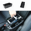 Newest Car Armrest Storage Box Case Stowing Tidying ABS For Jeep Renegade