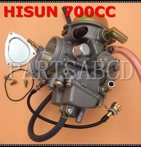 Image 2 - PARTSABCD Hisun 700CC ATV QUAD montaje de carburador HISUN piezas de ATV 16100 F39 0001