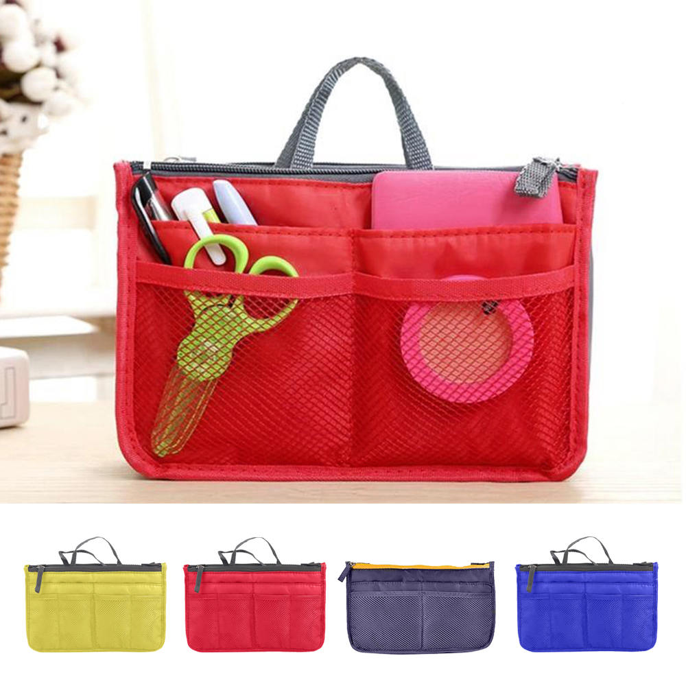 2019 New Convenient Travel Cosmetic Makeup Toiletry Case Wash Organizer Storage Pouch Bag hot Sales
