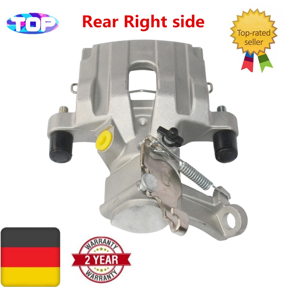 Pair of Rear 2x Brand New Brake Calipers Left /& Right 12 Month Warranty!