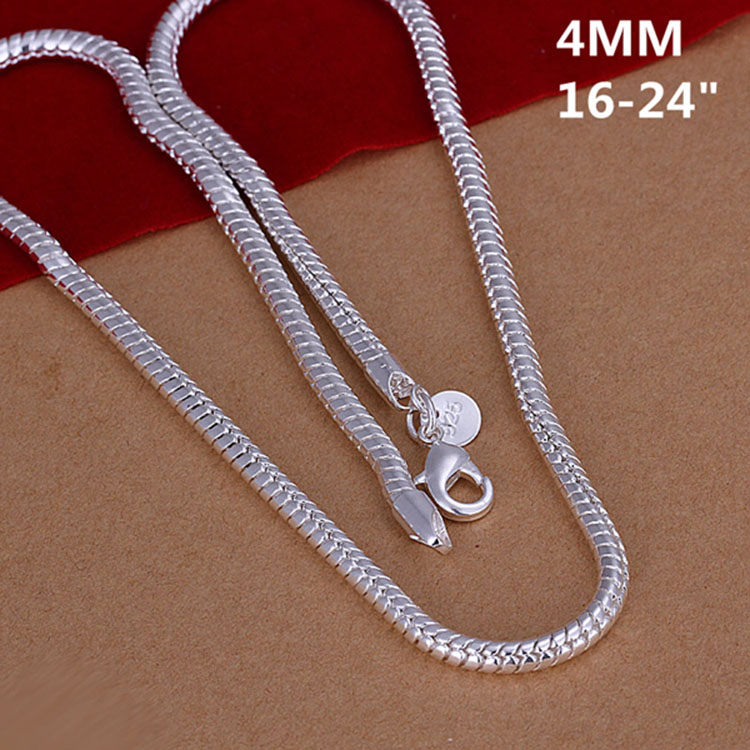 H017 Fashion Metal Necklace Baby Teetining Necklace