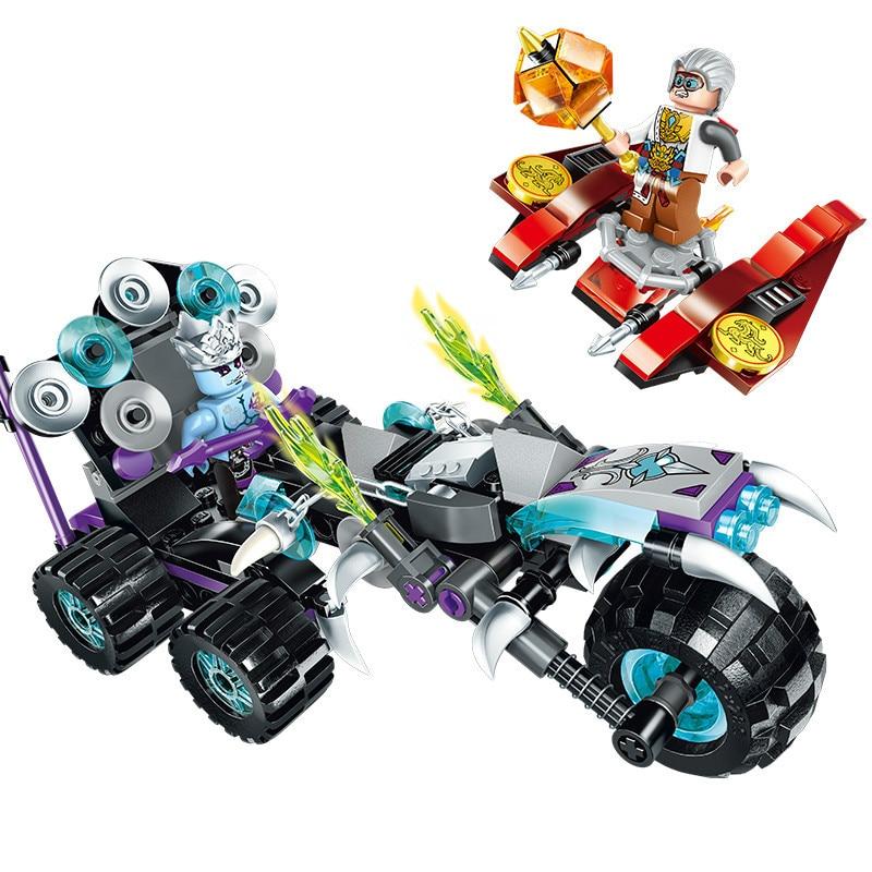 Building Blocks Compatible with Lego Enlighten E2207 216P Models Building Kits Blocks Toys Hobby Hobbies For Chlidren
