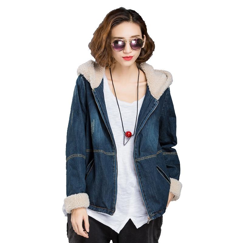 Popular Hooded Jean Jacket-Buy Cheap Hooded Jean Jacket ...