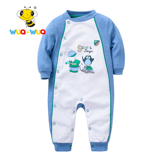 c87c6060d2b4 Baby boy Clothing Romper baby kid cloth Newborn Cloth jumpsuit full ...