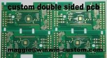 Envío gratis 1 unid personalizado servicio Mejor de doble cara pcb de 2 capas pcb prototipo de PCB Fabricación