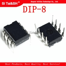 10pcs/lot LM311 LM311P LM311N DIP-8 voltage comparator new o