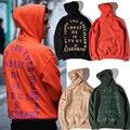 YEEZY Hoodies Men Women 1:1 High Quality New York LA PABLO YEEZY KANYE WEST Sweatshirts Pullover YEEZY Hoodies