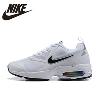 Nike official Air Max 2 Light Running Shoes Men Sneakers Sport Summer Outdoor Shoes
