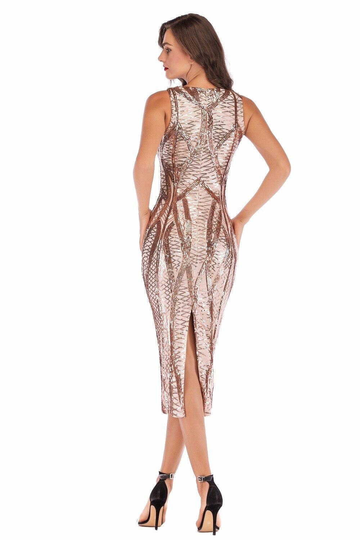 Rabat vestido elegancka klubowa 5