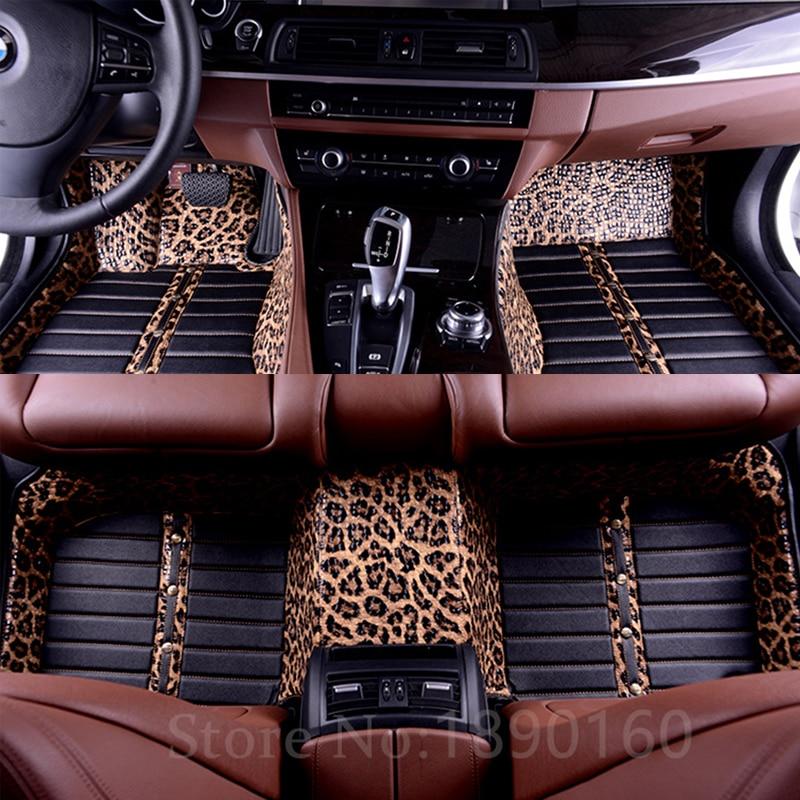 Custom Car Floor Mats For Infiniti Q50 Fx Ex Jx G M Qx50