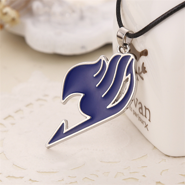 Fairy Tail Guild Logo Tattoo Pendant