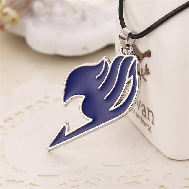 Fairy Tail Guild Logo Tattoo Pendant