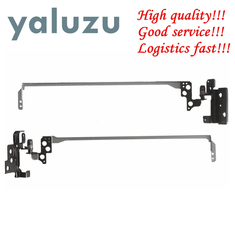 YALUZU New FOR Acer Aspire ES1-512 ES1-531 MS2394 Gateway NE512 15.6 LCD Screen Support Hinges Brackets non touchYALUZU New FOR Acer Aspire ES1-512 ES1-531 MS2394 Gateway NE512 15.6 LCD Screen Support Hinges Brackets non touch