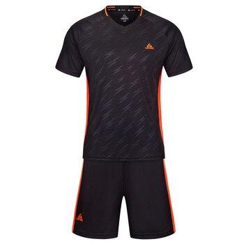 2015 camisetas de futbol survetement soccer jerseys Men Child Soccer Jerseys Set Football Uniforms Training Futbol Maillot De Foot Voetbal Tenue Kids 2020 Voetbalshirts Custom