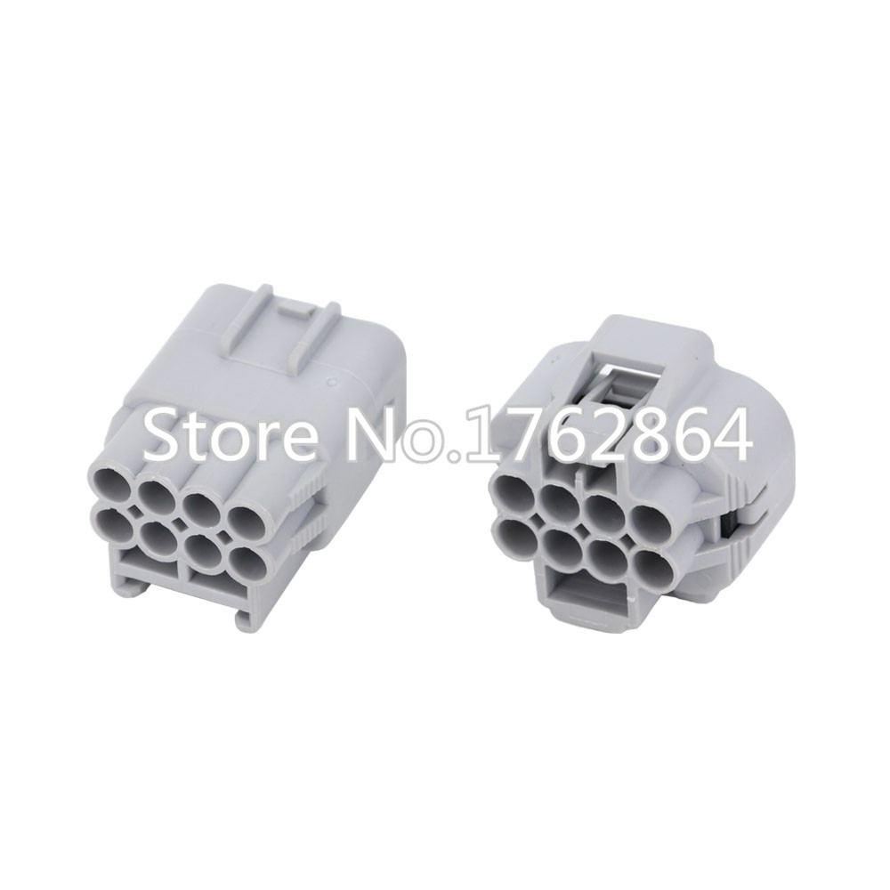 8 Pin DJ7081Y 2 2 11 21 8P Male Female connectors kits Japanese Motorcycle Sensor in Connectors from Lights Lighting