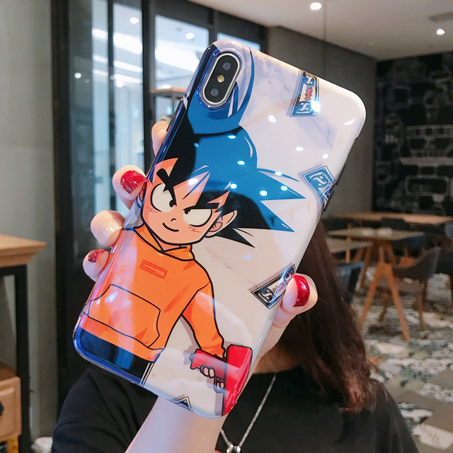 Dragon Ball Z Super Goku cover for iPhone 11 Pro