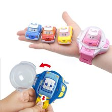 2 in 1 Mini Remote Control Watch RC Car