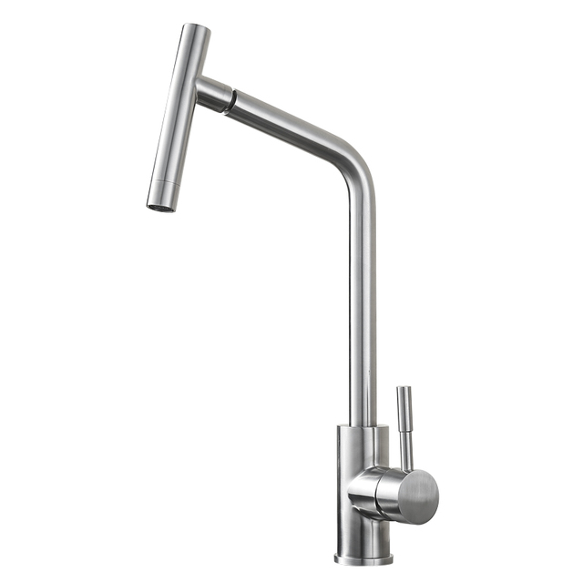 Blh 514 Healthy Kitchen Faucet Brushed Nickel Sus 304 Stainless