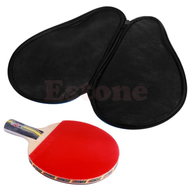42ccb161869f New Portable Waterproof Table Tennis Racket Case Bag For 2 Ping Pong Paddle  Bat