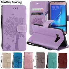 Чехол для samsung Galaxy J5 Чехол кожаный и силиконовый чехол для телефона samsung Galaxy J5 Чехол кошелек флип чехол J510 J5 6